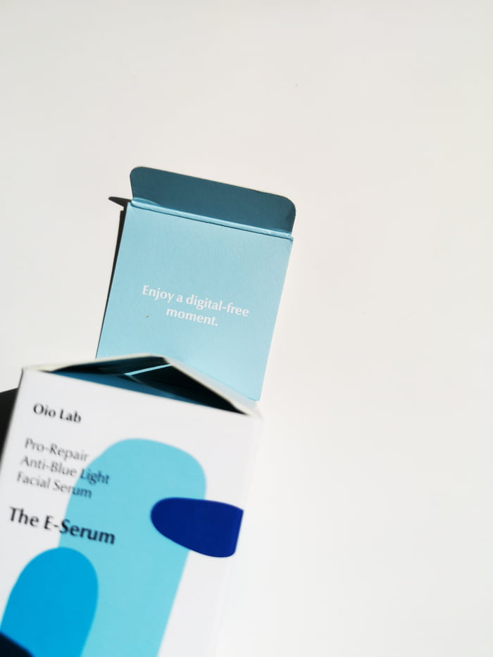 Hey Pretty Beauty Blog Review Oio Lab Oh You Pretty Things The E-Serum The Forest Retreat
