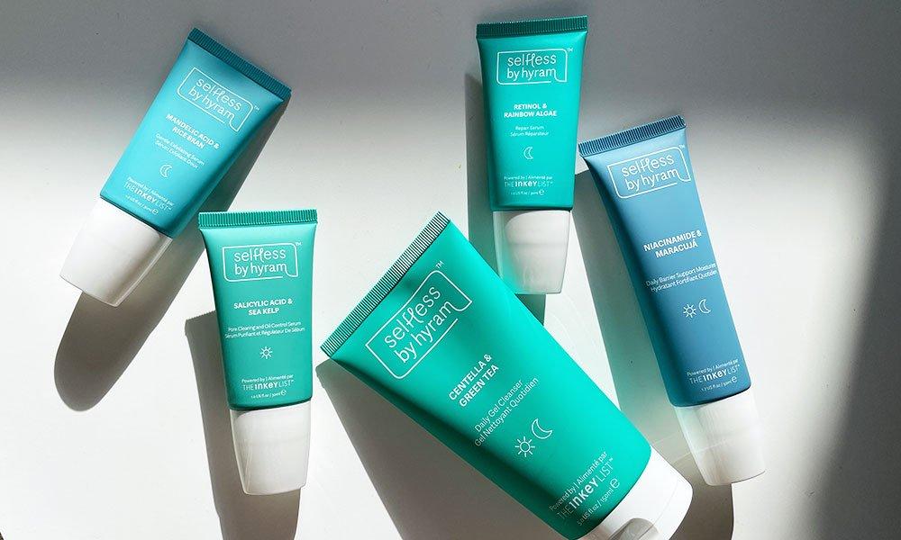 Selfless by Hyram Skincare (Erfahrungsbericht der Gesichtspflege auf Hey Pretty Beauty Blog Schweiz) – Review