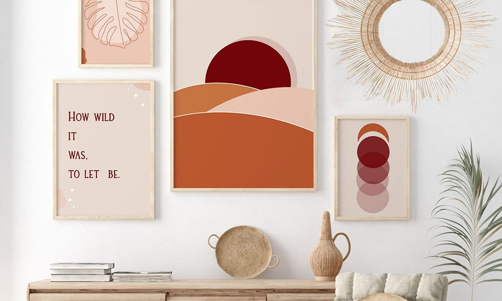 Free Printable Wandbilder: Die besten Gratis-Pics von Pinterest zum selber herunterladen und ausdrucken (Hey Pretty) – Image credit: The Trippie Travel and Lifestyle Blog