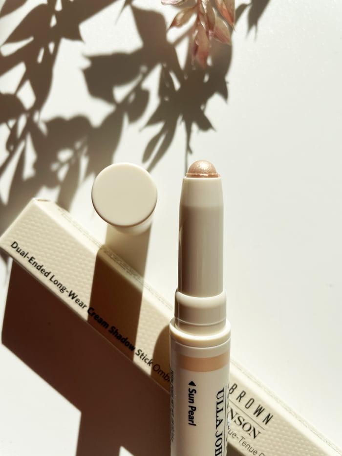 Hey Pretty Beauty Blog Review Bobbi Brown Ulla Johnson Dual-Ended Long-Wear Eyeshadow Stick