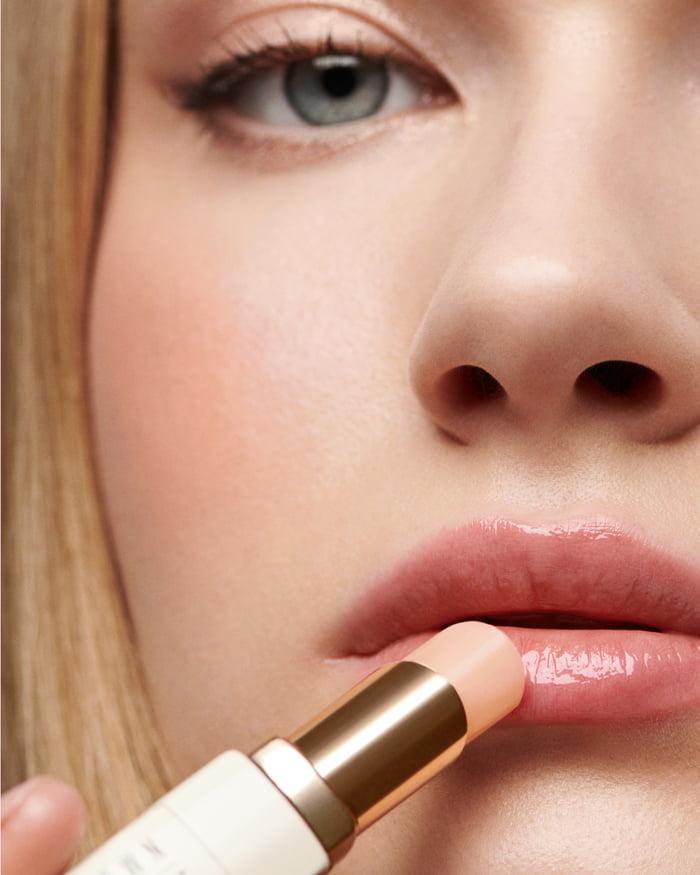 Hey Pretty Beauty Blog Review Bobbi Brown Ulla Johnson Visual Lip Tint Bare Pink